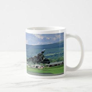 Vulcan-B2, Woodford Air Show 1990, England Coffee Mug