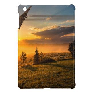 Vulcan Bomber Misty Dawn iPad Mini Covers