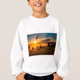 Vulcan Bomber Misty Dawn Sweatshirt