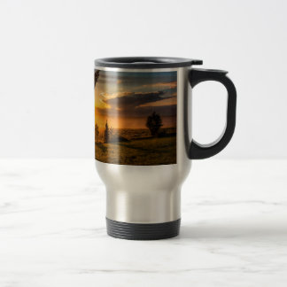 Vulcan Bomber Misty Dawn Travel Mug