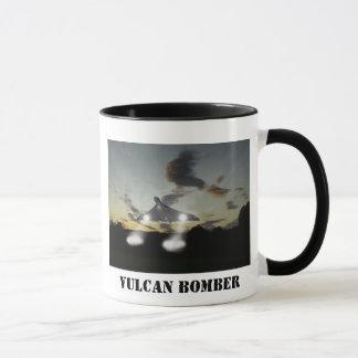 Vulcan Bomber Mug