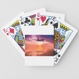 Vulcan Dawn Bicycle Playing Cards