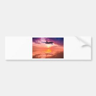 Vulcan Dawn Bumper Sticker