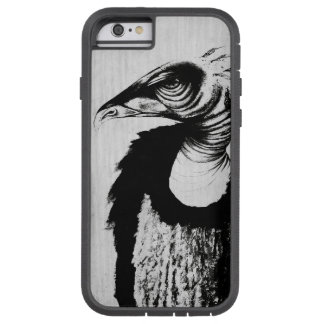 Vulture, Bird of Prey Drawing Eyes Feathers Tough Xtreme iPhone 6 Case