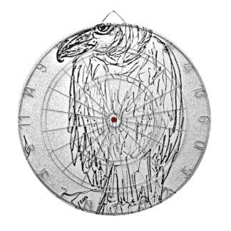 vulture dartboard