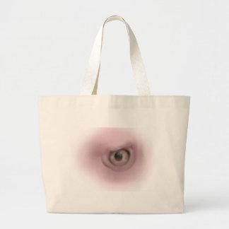 Vulture Eye Jumbo Tote Bag