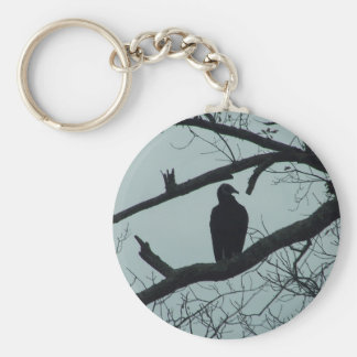 Vulture Keychain