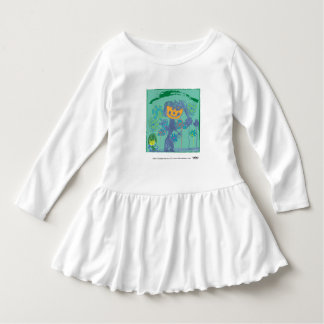 Vulture Kulture® Kid Art Baby Ruffle Dress