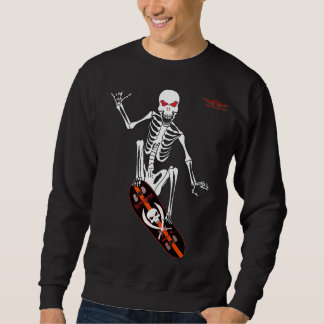 Vulture Kulture® Skate Death Air Sweatshirt