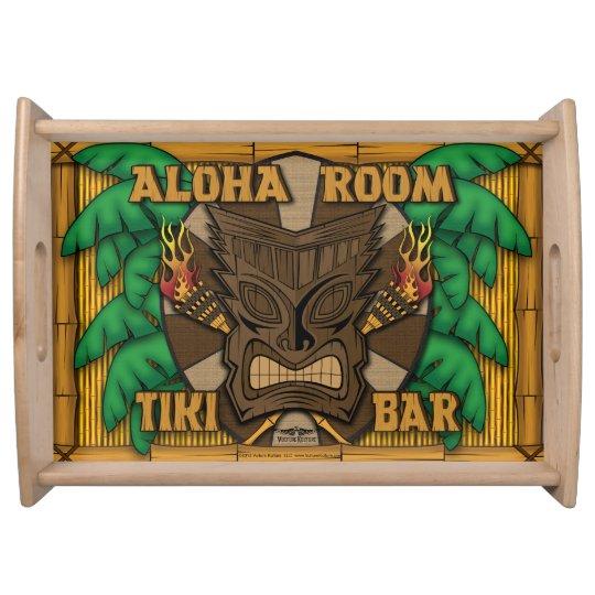 Vulture Kulture® Tiki Tray Serving Platter
