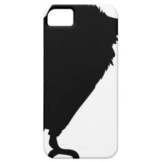 Vulture Sitting iPhone 5 Case