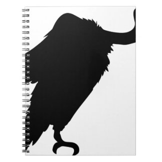 Vulture Sitting Notebooks