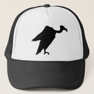Vulture Sitting Trucker Hat