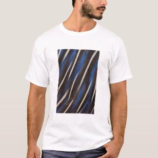Vulturine Guineafowl feather T-Shirt