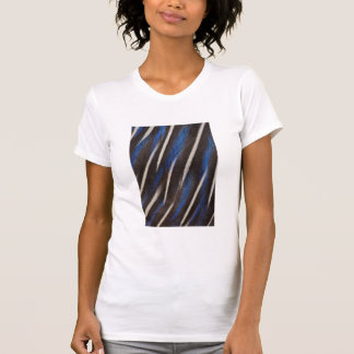 Vulturine Guineafowl feather T-Shirt