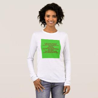 VVF(Vesico virginal fistula) is real Long Sleeve T-Shirt