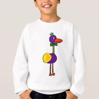 VW-Colorful Funny Dodo Bird Cartoon T-shirts