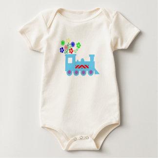 VW- CuteTrain Infant Outfit Bodysuits