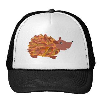 VW- Funny Colorful Hedgehog Mesh Hat