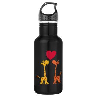 VW- Funny Giraffe Love Cartoon
