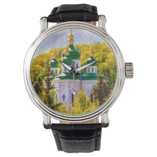 Vydubitsky Monastery. Kiev, Ukraine Watch