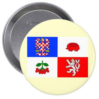 Vysocina Region Czech Pin