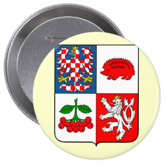 Vysocina Region Czech Buttons