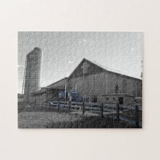 W900A & Barn Puzzle