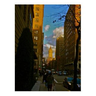 W.75TH ST., NYC (c) S.Tammany Postcard