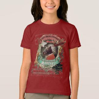 W.A. Moozart Funny Animal Composer Mozart Parody T-Shirt