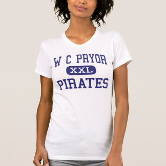 W C Pryor Pirates Middle Fort Walton Beach Shirts