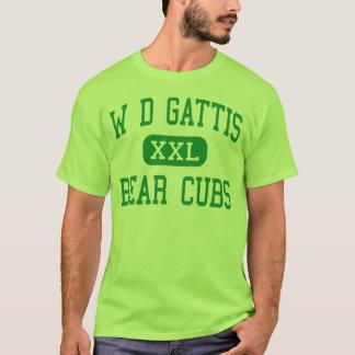 W D Gattis - Bear Cubs - Junior - Clovis T-Shirt