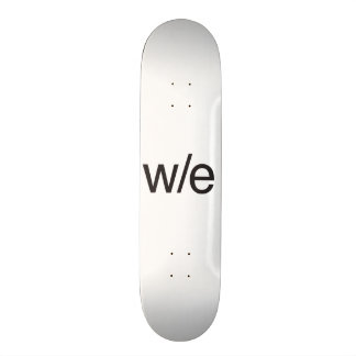 w:e.ai skate board decks