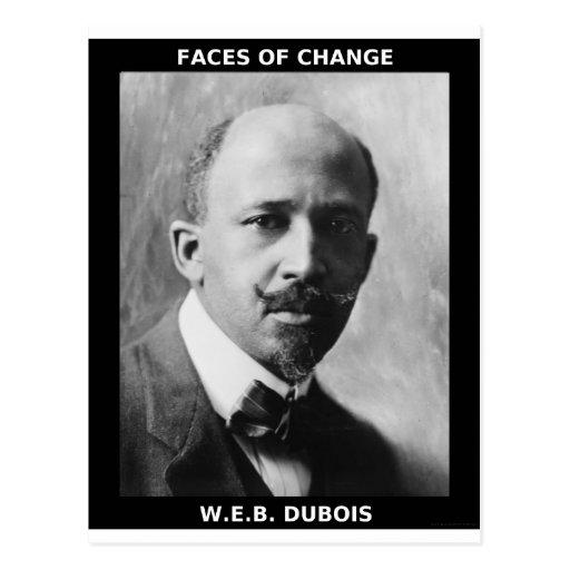 W.E.B. DUBOIS POST CARDS