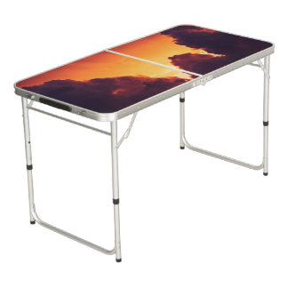w in weather beer pong table