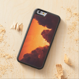 w in weather carved maple iPhone 6 bumper case