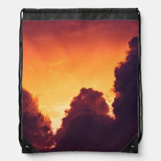 w in weather drawstring bag