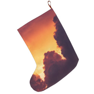w in weather large christmas stocking