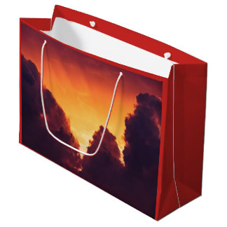 w in weather large gift bag