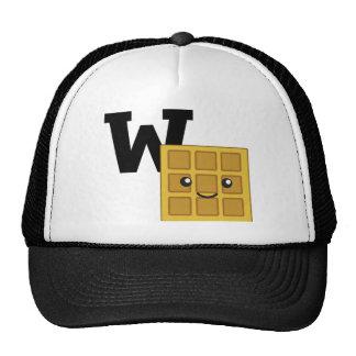 W is for Waffle Trucker Hat
