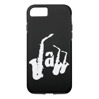 W Jazz Sax Choose color background Iphone Case2 iPhone 8/7 Case