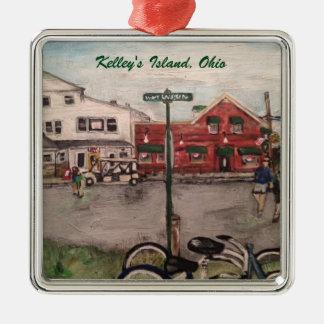 W. Lakeshore Drive, Kelley's Island, Ohio Ornament