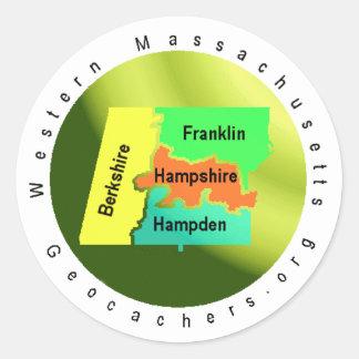 W.M.G. Stickers