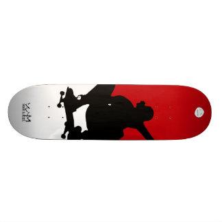 W.M. Skateboard Deck