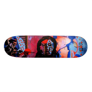 W.M. Skateboard Deck - Good vs Evil Edition