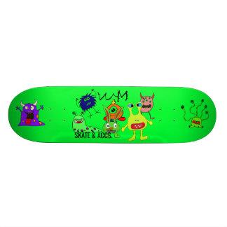 W.M. Skateboard Deck - Monster Mash Edition