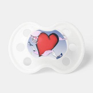 w virginia head heart, tony fernandes pacifier