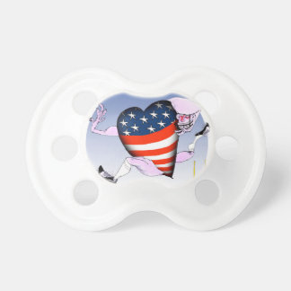 w virginia loud and proud,tony fernandes pacifier