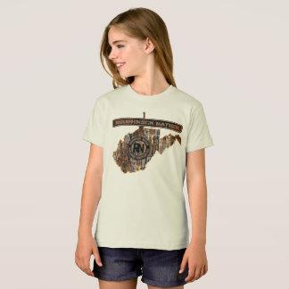 W VIRGINIA RIG UP CAMO T-Shirt