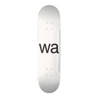 wa.ai custom skateboard